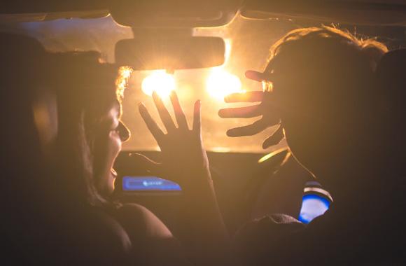 Artificial light sensitivity